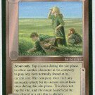 Middle Earth Thorough Search Wizards Limited Game Card