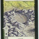 Middle Earth Udun Wizards Limited Black Border Game Card