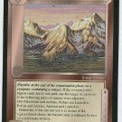 Middle Earth White Mountains Wizards Limited Game Card