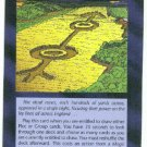 Illuminati Crop Circles New World Order Game Trading Card