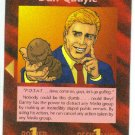 Illuminati Dan Quayle New World Order Game Trading Card