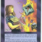 Illuminati Just Say No New World Order Game Trading Card