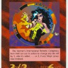 Illuminati W.I.T.C.H. New World Order Game Trading Card
