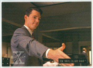 X-Files Season 2 #07 Parallel Card Silver Bar Xfiles