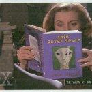 X-Files Season 3 #69 Parallel Card Silver Bar Xfiles
