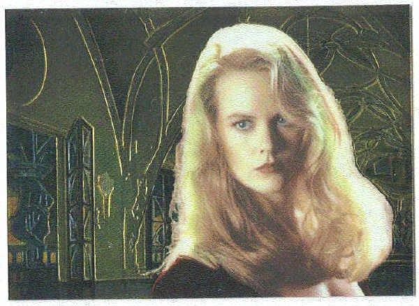Batman Forever #5 Chromium Chase Card Nicole Kidman