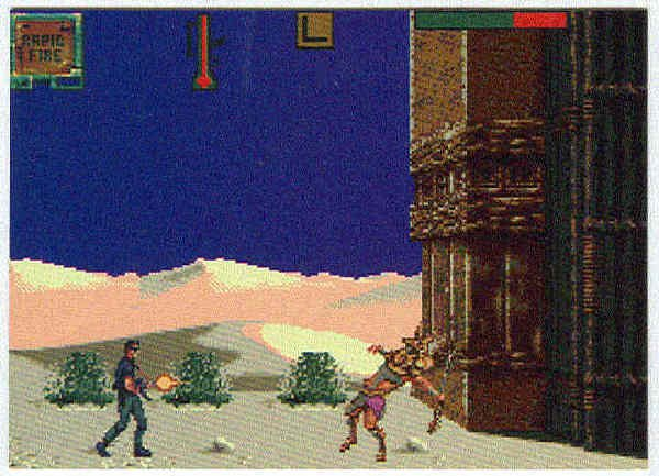 Stargate 1994 #TS-3 Game Tips Chase Trading Card