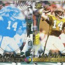 1996 Pacific Neil O'Donnell #71 Gold Foil Cel and Litho Cards