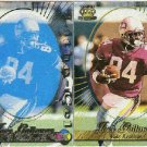 1996 Pacific Joey Galloway #92 Gold Foil Cel and Litho Cards
