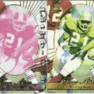 1996 Pacific Terry Allen #98 Gold Foil Cel and Litho Cards