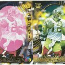 1996 Pacific Gus Frerotte #99 Gold Foil Cel and Litho Cards