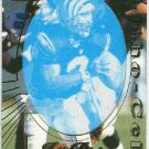 1996 Pacific Jeff Blake #21 Gold Foil Cel Football Card