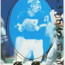 1996 Pacific Dave Brown #67 Gold Foil Cel Football Card