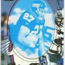 1996 Pacific Rodney Hampton #68 Gold Foil Cel Football Card