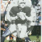 1996 Pacific Jeff Hostetler #74 Gold Foil Cel Football Card