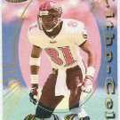 1996 Pacific Michael Jackson #9 Litho Football Card