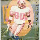 1996 Pacific Brett Perriman #35 Litho Football Card