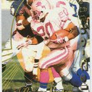 1996 Pacific Barry Sanders #36 Litho Football Card