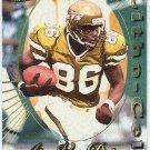 1996 Pacific Alex Van Dyke #72 Litho Football Card