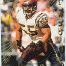 1996 Pacific Junior Seau #87 Litho Football Card