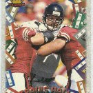 1996 Pacific Travis Hall #GT33 Game Time Football Card