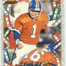 1996 Pacific Jason Elam #GT40 Game Time Football Card