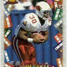 1996 Pacific Leeland McElroy #GT62 Game Time Football Card