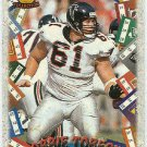 1996 Pacific Robbie Tobeck #GT63 Game Time Football Card