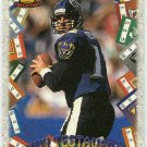 1996 Pacific Vinny Testaverde #GT64 Game Time Card