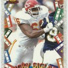 1996 Pacific Ricky Siglar #GT75 Game Time Football Card