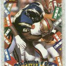 1996 Pacific Shawn Lee #GT86 Game Time Football Card