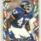 1996 Pacific Rodney Young #GT95 Game Time Football Card
