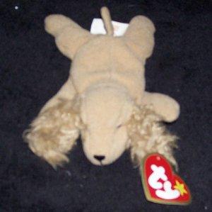 Spunky The Cocker Spaniel McDonalds TY Teenie Beanie Baby