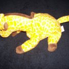 Twigs The Giraffe TY Beanie Baby 1995 Retired