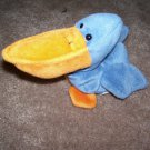 TY Beanie Baby Scoop The Pelican 1996 Retired