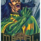 Marvel Metal #24 Mandarin Silver Flasher Parallel Chase Card