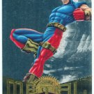 Marvel Metal #49 Meanstreak Silver Flasher Parallel Card
