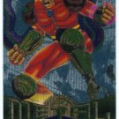 Marvel Metal #122 Synch Silver Flasher Parallel Chase Card