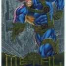 Marvel Metal #91 Cyclops Silver Flasher Parallel Chase Card