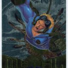 Marvel Metal #95 Cannonball Silver Flasher Parallel Card