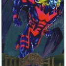 Marvel Metal #83 Archangel Silver Flasher Parallel Chase Card