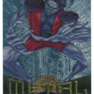 Marvel Metal #118 Skin Silver Flasher Parallel Chase Card