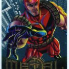 Marvel Metal #12 Giant Man Silver Flasher Parallel Chase Card
