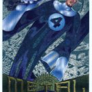 Marvel Metal #36 Mr. Fantastic Silver Flasher Parallel Card