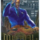 Marvel Metal #111 Professor X Silver Flasher Parallel Card