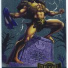 Marvel Metal #131 Kraven Alternate M Silver Flasher Card