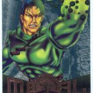 Marvel Metal #55 Xi'an Silver Flasher Parallel Chase Card
