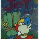 Ren and Stimpy 1993 #33 Sticker Puzzle Trading Card