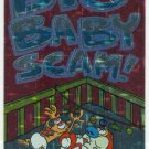 Ren and Stimpy 1993 #45 Sticker Puzzle Trading Card