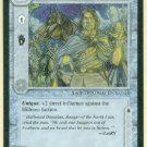 Middle Earth Halbarad Wizards Uncommon Game Card
